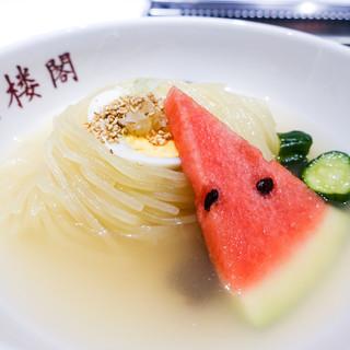 盛楼閣 - 料理写真:盛岡冷麺