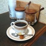 珈琲家族 - サービスコーヒー。コロンビア