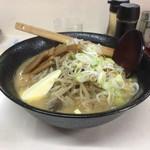 68510137 - 味噌ラーメン+トッピングバター