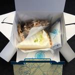 パティスリー マルメゾン - 料理写真:『オープン・ザ・箱!』©︎ 染之助染太郎