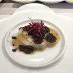 ビストロ ダイア - 鱧と枝豆と青柳