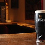 THE COOPER'S Irish Pub - ギネス(パイント)
