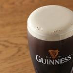 THE COOPER'S Irish Pub - ギネス(ハーフ)