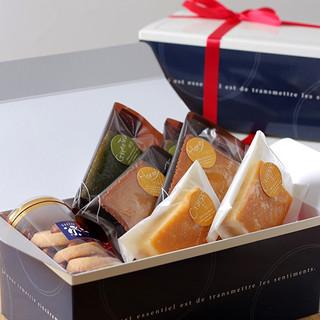 自分で食べて美味しい物こそ、ギフトの時に贈りませんか?