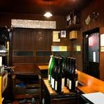 宮鍵 - 日本の原風景を見るかのような店内
