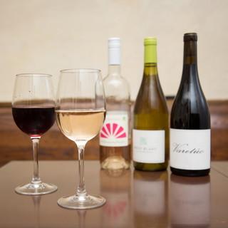 ナチュラルワイン各種