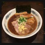 室壱羅麺 - 羅麺 770円
