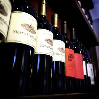 ワイン好きもそうでない方も歓迎♪