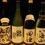 萬年青 - 日本酒いろいろ