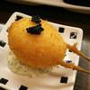 串揚げと本格焼酎 膳 - 料理写真:半熟卵