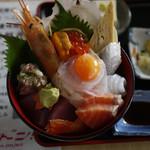 やま弥 - 特上海鮮丼~☆