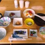 佐渡屋旅館 - 料理写真: