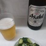 珍々軒 - 瓶ビール
