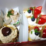 ノースランド - ケーキ5種類