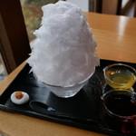 天然氷蔵元 阿左美冷蔵 - いちごとメロン