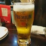 やきとり大吉 - ビール