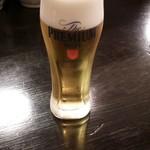 喝 - ランチビール300円税別
