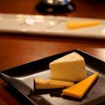 ローストビーフ食べ放題 肉バル Lupin - カマンベールとえっと・・・何だっけ^ ^;