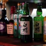 ローストビーフ食べ放題 肉バル Lupin - お酒も豊富です。