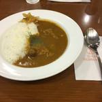 68524632 - 洋食屋の朝カレー(680円)
