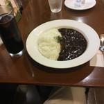 68524636 - 洋食屋の朝ハヤシ(730円)