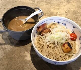 名前のないラーメン屋 - つけ麺(濃厚スープ)