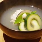 悠然 いしおか - 料理写真:浅蜊の椀