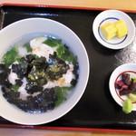 68527734 - 鯛茶漬け 1,200円(税込)。  2017.06.10