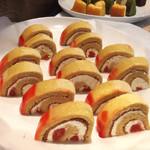 SunSet - ジャムロール@定番ケーキらしい。スーパージャムロールも食べてみたい
