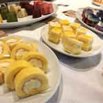 SunSet - チーズロール@濃くねっとりチーズクリーム