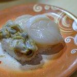 廻転寿司弁慶 - 活ほたて