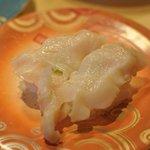 廻転寿司弁慶 - 活ばい貝