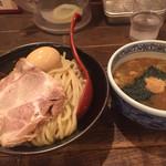 三田製麺所 - 980円 チャーシューつけ麺