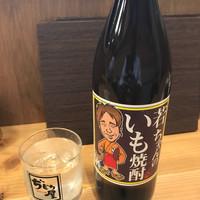 博多中洲 ぢどり屋-ぢどり屋特製芋焼酎