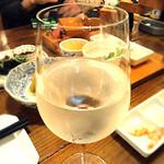北海道ろばた居心地 - 飲み放題メニュー(日本酒)