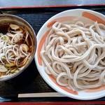 68532334 - 肉汁うどん400g(¥700)