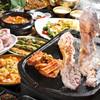 料理長が自ら厳選した極上の肉が食べ放題『よくばりコース』 90分