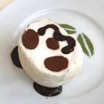 リーム - パンダロールケーキ(この向きが1番可愛い角度・笑)