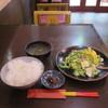 五勇士 - 料理写真:ゴーヤチャンプルー定食