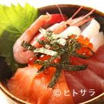 苫小牧新鮮魚市場 - 豪快海鮮丼