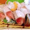 味の蔵 - 料理写真:イワシ刺し 630円+税