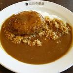 カレーハウス CoCo壱番屋 - チーズinハンバーグ、うまし!!