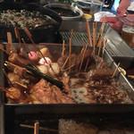 三河屋 - おでん鍋