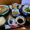 侍寿し - 料理写真:「日替わりランチA」(860円)。8品の豪華ランチ♪ 一品一品がウマイ!