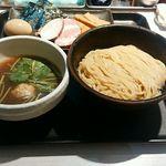 68538555 - 淡麗煮干しつけ麺(細麺)
