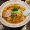中華そば 向日葵 - 料理写真:中華そば700円