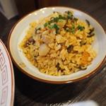 中華そば 向日葵 - 炊き込みごはん150円