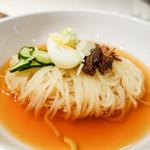 食道園 - 料理写真:平壌冷麺