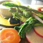 レストラン モンローズ - 料理写真:春野菜のバーニャカウダー