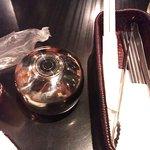 炭火焼肉 李壽 - ライス器とおはし